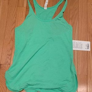 Lululemon What the sport singlet NWT